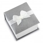 Sterling Silver 1/3ct TDW Diamond Bridal Ring Set - Custom Made By Yaffie™