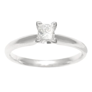 Gold 1/2ct TDW IGL Certified Diamond Solitaire Engagement Ring - Custom Made By Yaffie™
