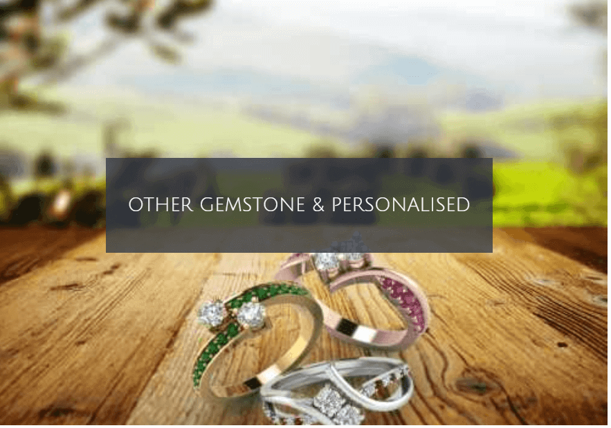 Other Gemstone & Personalized Rings