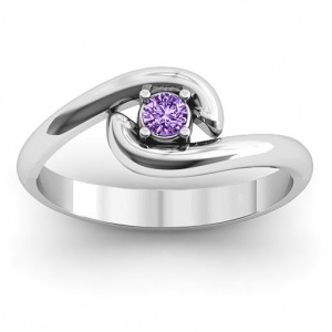 Personalised Embrace Ring - Custom Made By Yaffie™