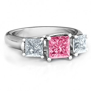 Personalised Grand Princess Ring - Custom Made By Yaffie™
