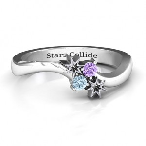 Personalised Light Up My Life Ring - Custom Made By Yaffie™