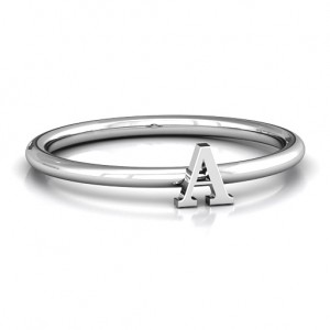 Personalised Stackr AZ Ring - Custom Made By Yaffie™