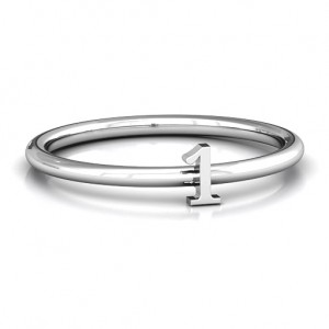 Personalised Stackr Number Ring - Custom Made By Yaffie™