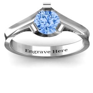 Personalised Beloved TriSet Ring - Custom Made By Yaffie™