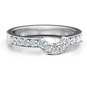Personalised UShape Shadow Ring - Custom Made By Yaffie™