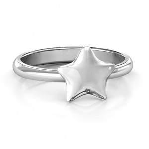 Personalised The Sweetest Star Ring - Custom Made By Yaffie™