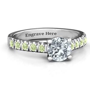 Personalised Vintage Diana Ring - Custom Made By Yaffie™