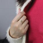 Personalised Custom Carrie Name Rings - Custom Made By Yaffie™
