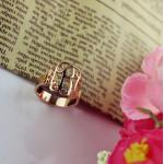 Personalised Monogram Ring - Custom Made By Yaffie™