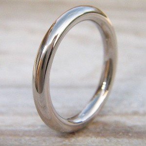 Personalised Mens Wedding Ring - Custom Made By Yaffie™