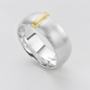 Personalised Linear Ring - Custom Made By Yaffie™