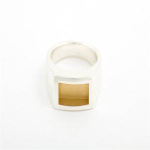 Personalised Men Gentlemen Ring - Custom Made By Yaffie™