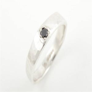 Personalised Men Rough Ring - Custom Made By Yaffie™