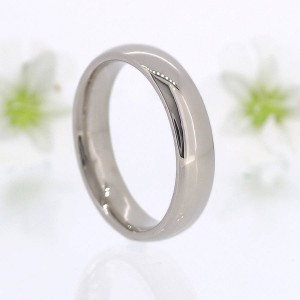 Personalised Mens Comfort Fit Wedding Ring - Custom Made By Yaffie™