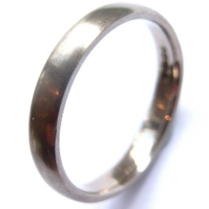 Personalised Mens Wedding Ring - Custom Made By Yaffie™
