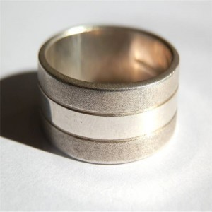 Personalised Mens Band Ring - Custom Made By Yaffie™