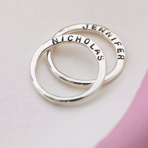 Personalised Verse Ring - Custom Made By Yaffie™