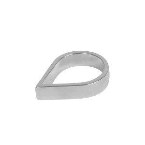 Personalised Wide Point Ring - Custom Made By Yaffie™